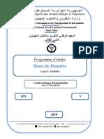 PE_2018 _bases_de_données