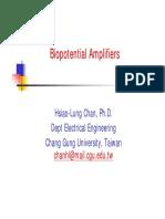BiopotentialAmplifier