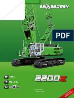 Sennebogen 2200 catalog