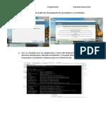 Tarea 1 Programación