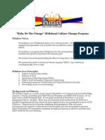 Bidahan Concept Paper