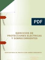 Ejercicios de Protecciones Electricas