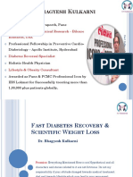 About Dr Bhagyesh Kulkarni1-Best Diabetologist in Pune