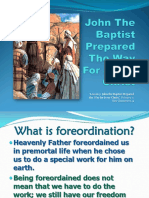 7-3 John the Baptist Prepared the Way for Jesus.ppt