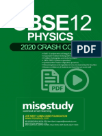 Crash Course CBSE PCB Sample eBook