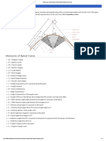 Spiral Curve _ Surveying and Transportation Engineering Review