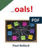Goals - Paul Bellard