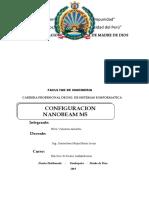 INFORME N°7-CONFIGURACION NANOBEAM M5, VIZCARRA AMACHI ELVIS