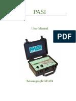 Manual de  GEA24-GC
