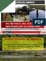 1.La Calidad Del Agua en El Marco de La Politica Ambiental-minam-raul Roca