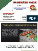 EXPOCISION DE  PLAN DE EMERGENCIA VENTILACION .pptx