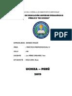 Programa Blended en Instituciones Educativas Publicas - Monografico