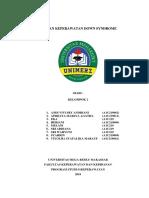 ASUHAN KEPERAWATAN DOWN SYNDROM KELOMPOK 2.docx
