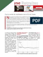 Analyse Retraites Comite Mobilisation Insee