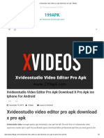 Xvideostudio Video Editor Pro Apk Download x Pro Apk -199apk