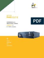 AlphaESS M48112-S