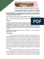 DESPOLITIZAÇÃO DA POLÍTICA E O EVANGELICALISMO PÓS-CRISTÃO