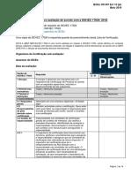 Checklist to ISO IEC 17024 Ed1