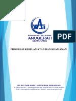 4.1 Program Keselamatan Dan Keamanan