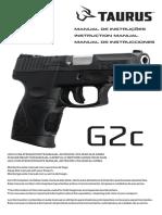Manual taurus g2