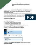 OneDrive en Windows