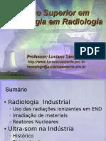 Curso 2009 Radiologia Industrial Atual