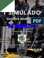 1simulado Gabarito Gm Marica