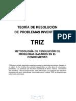 Manual Triz Segundo Semestre 2019