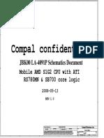 Compal La-4091p Jbk00 Consumer Amd Uma Rev1.0
