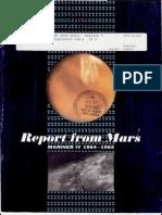 Report From Mars Mariner 4 1964 - 1965
