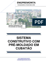 Sistema Construtivo Com Pré-moldado Em Cubatão