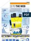 Mint Coverage of Webchutney Report Inside the Mind of the 'Wired' Mobile Phone Buyer