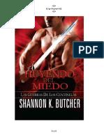 Butcher, Shannon K. - La Guerra de los Centinelas 03 - Huyendo del Miedo.doc