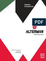 Manual Generador Alterman Xdg5500c