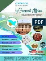 11 Current Affairs Magazine La -Excellence