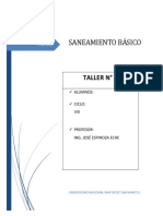 Taller N°7 - Tanque Imhoff