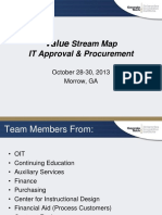 IT Approval and Procurement VSM.ppt