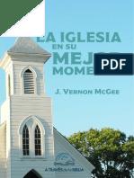 La iglesia en su mejor momento - J. Vernon McGee