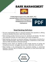 Retail Banking third document