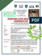 International Slovak Amateur Chess Championship_2020 ENG