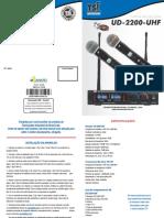 TSI-UD-2200-UHF