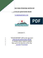 Free Nclex Questions (1)