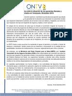 Comunicado ONTV Dic -2019