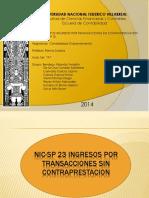 DIAPOS-NICSP23