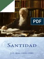 Santidad - J.C. Ryle