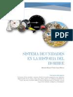 Sistema de Unidades en La Historia Del Hombre - EMVicher Research