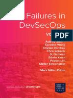 Epic Failures in DevSecOps, Volume 1