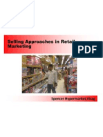 Selling Approaches in Retail Marketing (1)