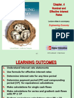 Chapter 4 - Nominal & Effective Interest Rates.ppt
