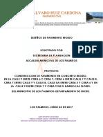 CALC. Y DISEÑO  DE PAVIMENTO RIGIDO-B. LAS FLORES.pdf